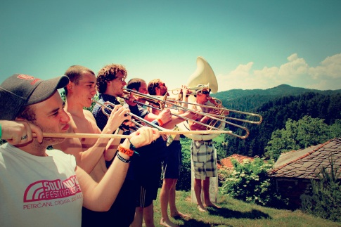 Mountain top band